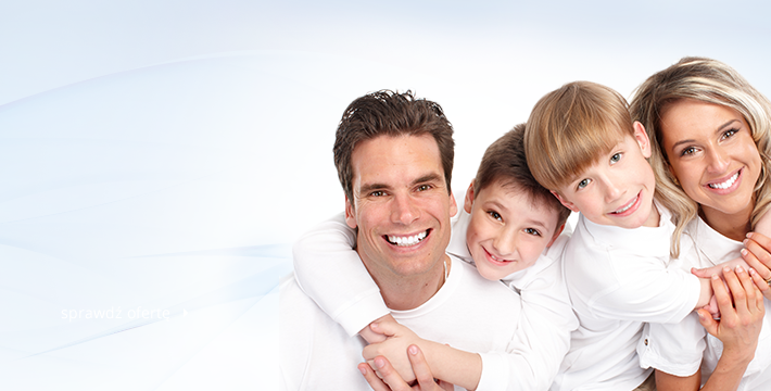 Zdrowy uśmiech całej Twojej rodziny